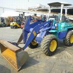 Komatsu WA40-1 Wheel Excavator Service Repair Manual