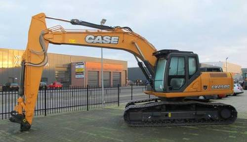 Case CX250C Tier 4 Excavator Service Repair Manual