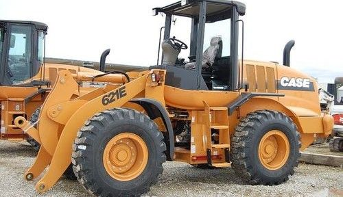 CASE 621E TIER 3 EU WHEEL LOADER SERVICE REPAIR MANUAL