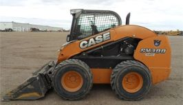 CASE Alpha Series Skid Steer & Compact Track Loader Service Repair Manual