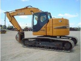 CASE CX225SR Excavator Service Repair Manual
