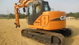 Case Cx135sr Crawler Excavator Service Repair Manual Set
