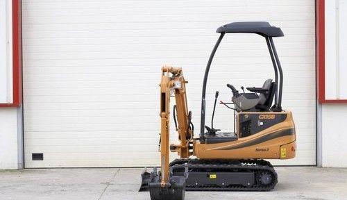 Case Cx15b Cx18b Series 2 Compact Excavator Service Repair Manual