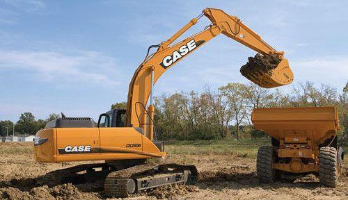 Case Cx290b Excavator Workshop Service Repair Manual