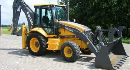 Volvo BL61 PLUS Backhoe Loader Service Repair Manual