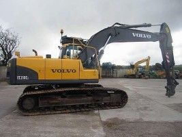 Volvo Ec210cl Excavator Service Repair Manual