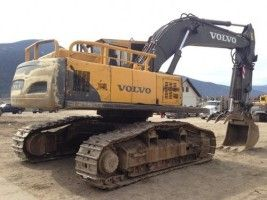 Volvo Ec290b Fx Excavator Service Repair Manual