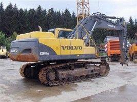 Volvo Ec360b Nlc Excavator Service Repair Manual