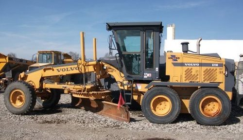 Volvo G730 Motor Grader Service Repair Manual