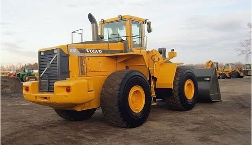 Volvo L220d Wheel Loader Service Repair Manual