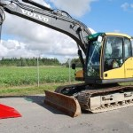 Volvo Ec140cl Excavator Service Repair Manual