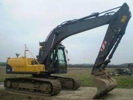 Volvo Ec180cl Excavator Service Repair Manual