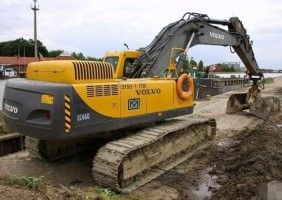 Volvo Ec460 Lc Excavator Service Repair Manual