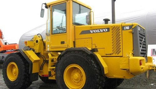 Volvo wheel loader service manual