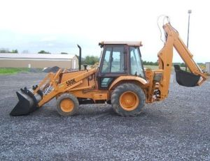 Case 580k Phase 1 Backhoe Loader Tlb Service Repair Workshop Manual Download