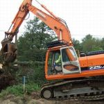 Doosan Daewoo Excavator V Series Electrical Schematic Service Manual