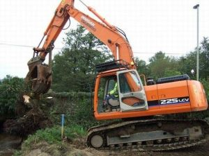 330 cat Excavator operating Manual