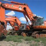 Hitachi EX1200-5d Excavator Workshop Service Pdf Manual