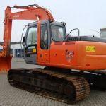 Hitachi Zaxis 160lc 180lc 180lcn Excavator Workshop Service Manual