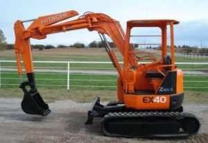 Hitachi Zx120 Excavator operators Manual