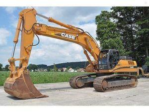 Case Cx460 Tier 3 Crawler Excavator Workshop Service Manual - Cat