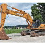 Case Cx460 Tier 3 Crawler Excavator Workshop Service Manual – Cat