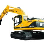 Hyundai R210lc-9 Workshop Service, Operator And Engine Manuals