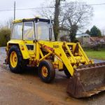 Massey Ferguson 50b Workshop Excavator Tractor Repair Manual