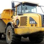 Volvo A25d A30d A35d A40 Adt Wiring Electrical Diagram Manual
