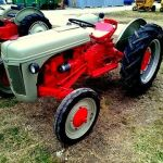 Ford New Holland 9n 2n 8n Tractor 1941-1952 Workshop Repair Service Manual