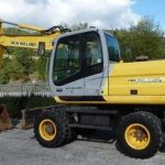 New Holland MH City, MH Plus, MH 5.6 Excavator Workshop Service Repair Manual