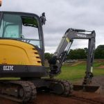 Volvo EC27C Compact Excavator Workshop Service Manual