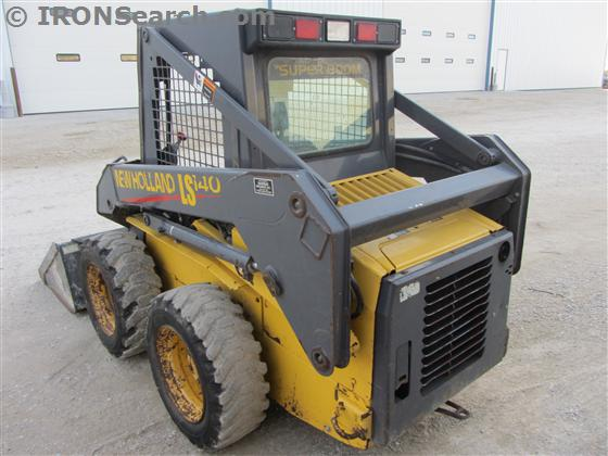 New Holland Ls140 Skid Steer Specs Loader Parts Pdf Manual