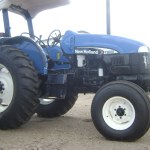 New Holland Tb110 4 Cylinder Ag Tractor Parts List Manual Book