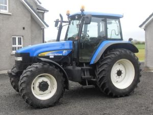 New Holland Tm140 Tractor Parts List Pdf Manual Book