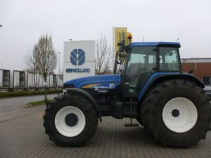 New Holland Tm165 Tractor Parts List Pdf Manual