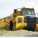 Komatsu Hm400-3mo Articulated Dump Truck Service Workshop Manual