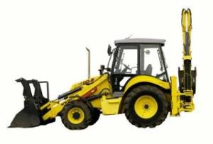 New Holland Lb110 Tlb Loader Backhoe Tractor Parts Illustrated Manual Book