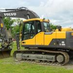Volvo Ec160d L, Ec160d Nl Excavator Service Parts Catalogue Manual