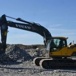 Volvo Ec160d Nl (Ec160dnl) Excavator Workshop Service Repair Manual