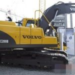 Volvo EC200B Excavator Workshop Service Repair Manual