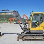 Volvo Ec55 Compact Excavator Workshop Service Repair Manual