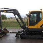 Volvo Ec55-eu Compact Excavator Service Repair Manual