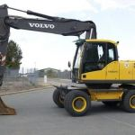 Volvo Ew180c Wheeled Excavator Workshop Service Repair Manual