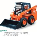 Daewoo Doosan 440 Plus Skid Steer Loader Service Parts Catalogue Manual