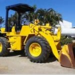 Komatsu WA70-1 Wheel Loader operation maintenance manual