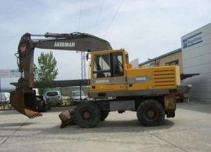 Volvo Ew230b Akerman Excavator Service Parts Catalogue Pdf Manual