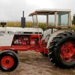Case David Brown 1210 1212 Tractor Workshop Repair Service Manual