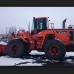 Daewoo Doosan Mega 300-Ⅲ Wheeled Loader Service Parts Manual