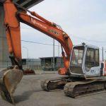 Hitachi Ex120-2 Excavator Parts Catalog Manual Download